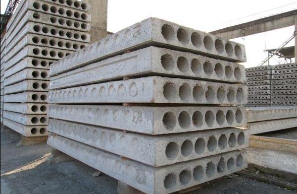 Завод ЖБИ-3 – плиты перекрытия ПК