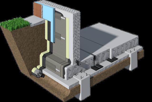 Как выбрать гидроизоляцию для фундамента