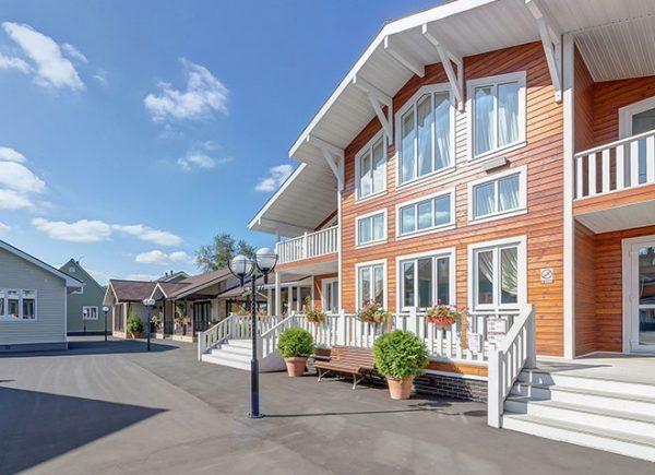 Быстрое и качественное возведение каркасных домов